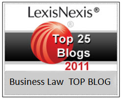 LexisNexis Top Business Blogs 2011